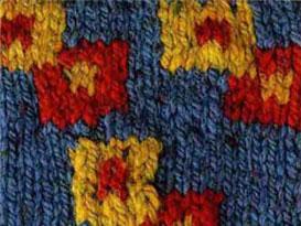 Схема вязания шапки с ушками для подростков