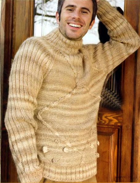 вяжем свитер мальчику вязание мужского свитера реглан сверху построение.