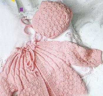 Вязание спицами пуловера с