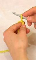 Набор петель (вязание крючком)