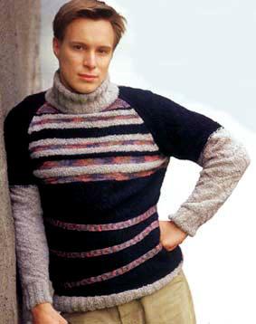 Вязание свитера