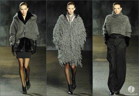Вообще тема вязаного модного