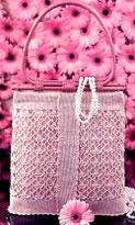 Ажурная сумочка