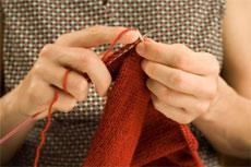 Вязание - лучшее средство защиты от стресса