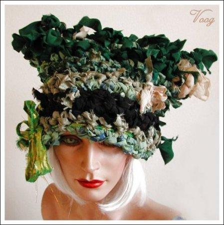 Схемы вязания шапок спицами: модная