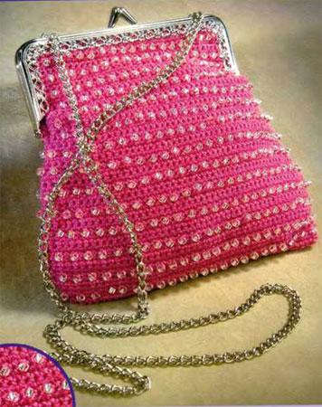 Осинка вязание крючком схемы бесплатно.  Сумки вязанные крючком.