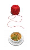 Вязание и кулинария