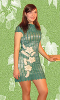 Платье Летняя Фантазия