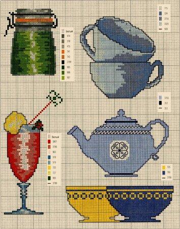 На сайте Вы можете скачать схемы вышивок крестиком бесплатно и... Метки: вышивка вышивка крестом вышивка для кухни...