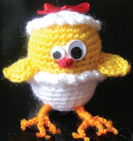 Пасхальный цыпленок