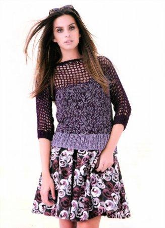 Для вязания свитера Вам потребуется.