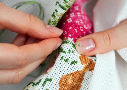 Почему вышивание так популярно