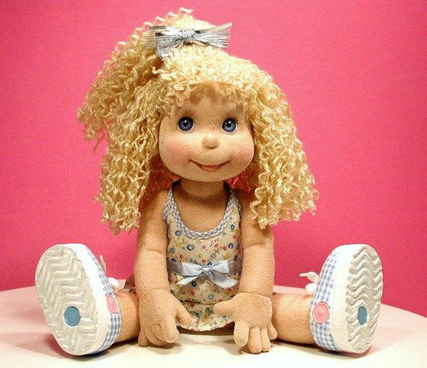 Текстильные куклы как вид искусства