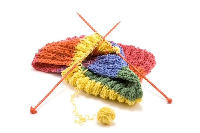 стандартный набор для вязания