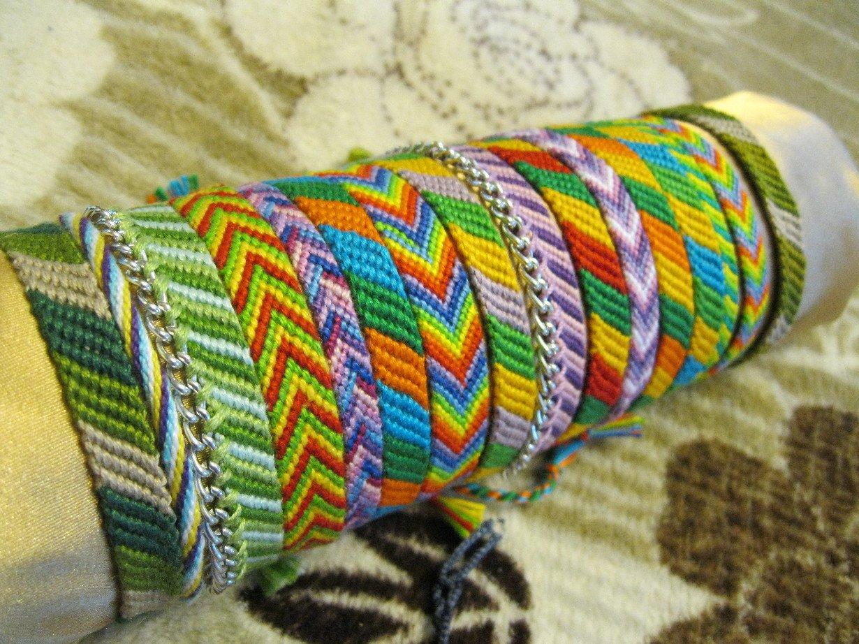 браслеты-фенечки