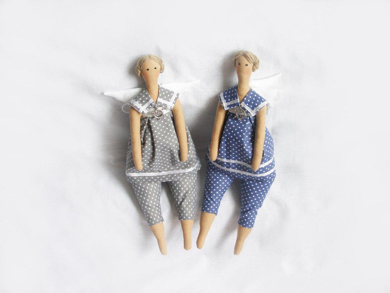 кукла Тильда Bath Angel