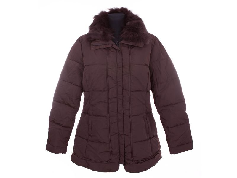 модель стеганой куртки