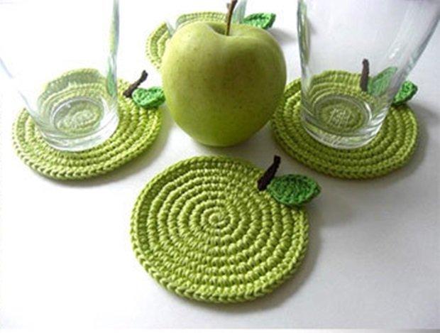 Подставка яблоко