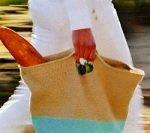 Вяжем крючком хозяйственную сумку