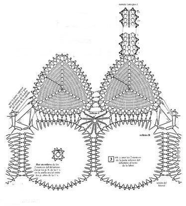 Схема вязания часть 1