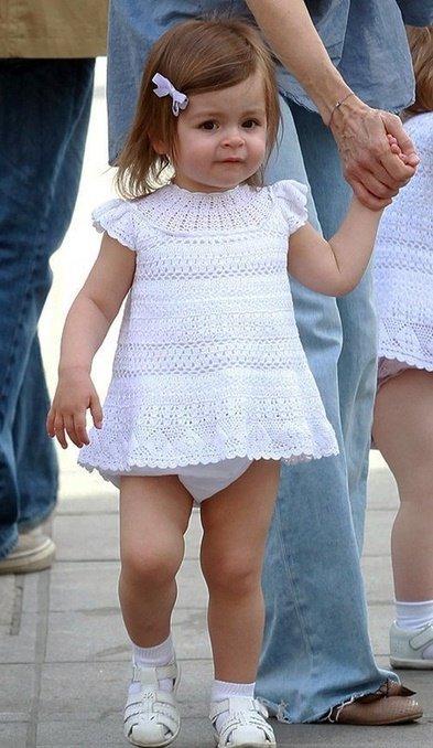 Крестильное платье для девчоки на 1 год