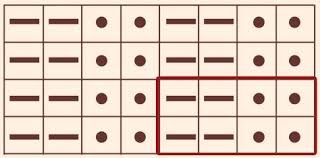 Схема вязания резинки
