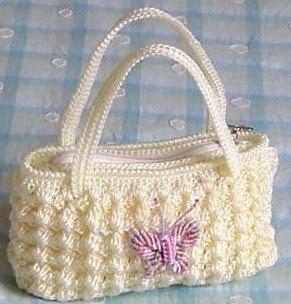 6ef02ac56bb0 Вязание сумочек, вязаные украшения, аксессуары » Вязание, вязание ...