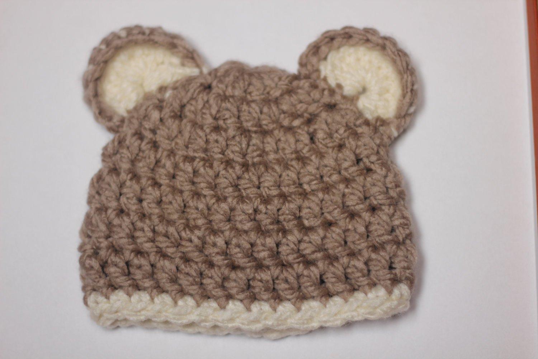 схема вязания шапки с ушами спицами для женщин