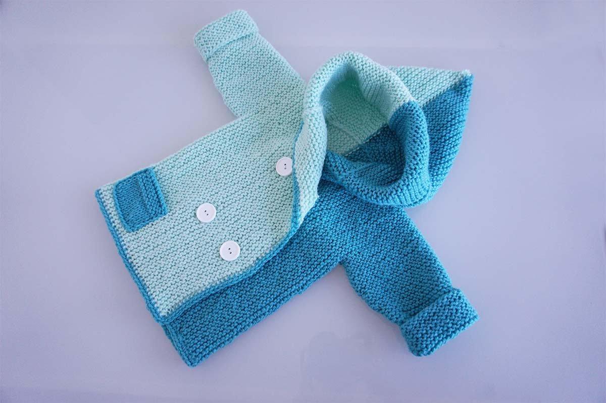 Вязание на мальчика кофточки 3 месяца