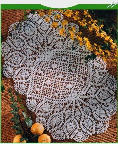 Необычное вязание спицами схемы 251