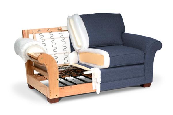 Огромный выбор нетканых материалов для производства мебели