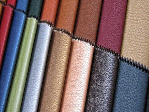 Широкий выбор качественной искусственной кожи для мебели