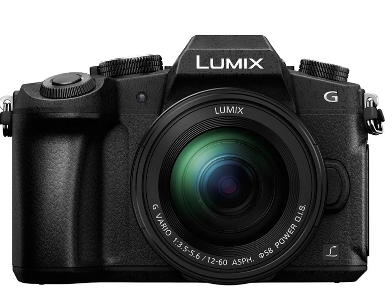 Фотоаппараты Lumix