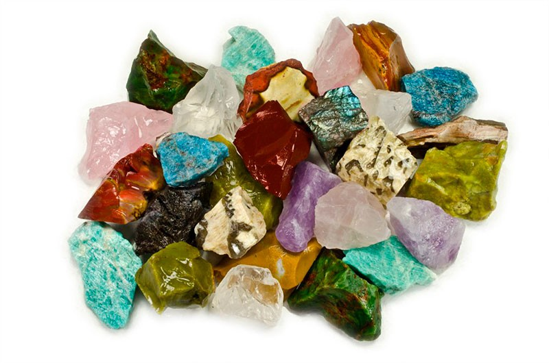 Влияние камней на человека