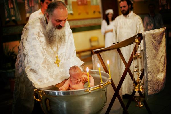 Фотосессии обрядов Крещения, праздников и концертов