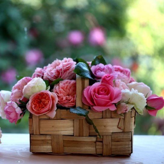 Символика наиболее популярных для букетов цветов