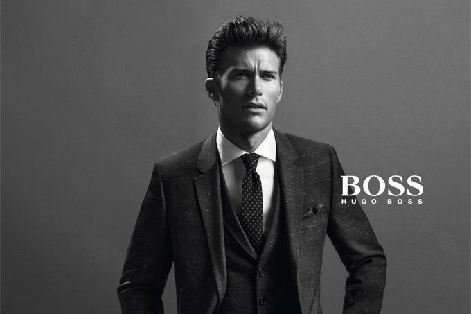 Элегантная и стильная коллекция hugo boss