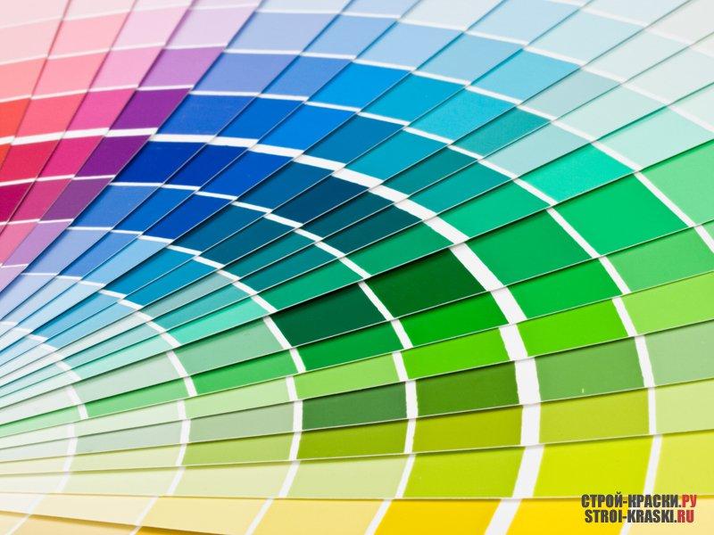Качественная краска с антибликовым эффектом