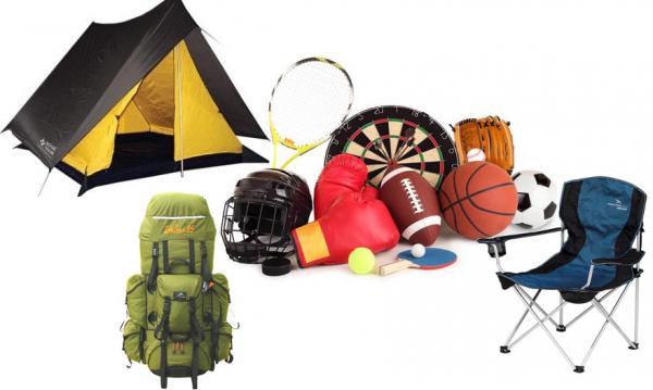 Разные товары для отдыха, спорта и хобби на одном интернет ресурсе