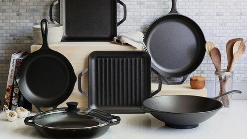 Чугунные сковороды — надежное решение на долгие годы