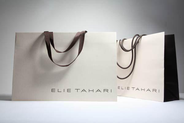 Изготовление бумажных пакетов с логотипом
