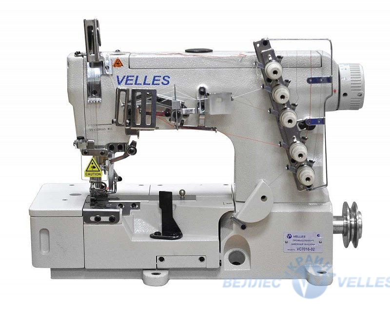 Класифікація промислових швейних машинок.