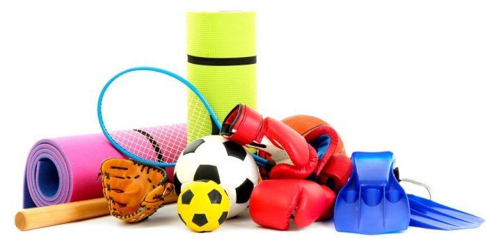 Интернет-магазин товаров и оборудования для спорта