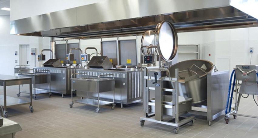 Пищевое кондитерское оборудование из нержавеющей стали