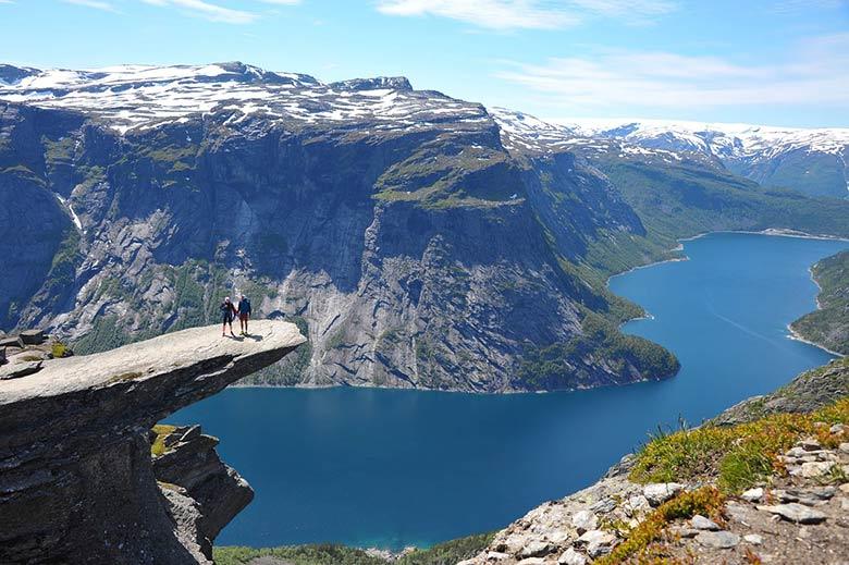 Популярные походы по Норвегии