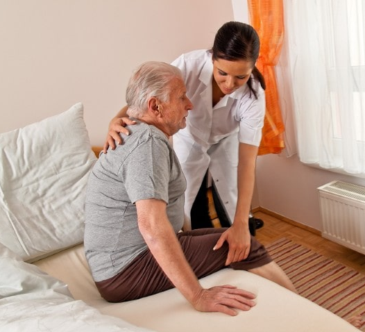 Милый дом – внимание и забота о людях пожилого возраста